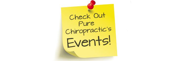 Chiropractic Vienna VA Events