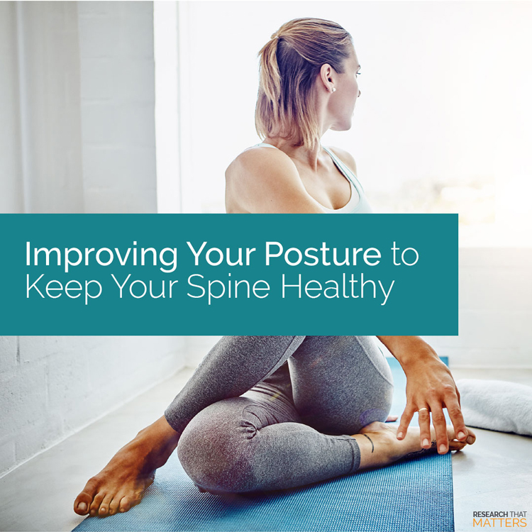 Improving Your Posture To Keep Your Spine Healthy in Ventura CA