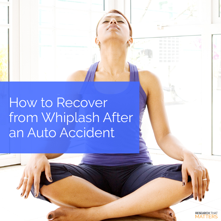 Chiropractic Care After An Auto Accident in Vienna VA