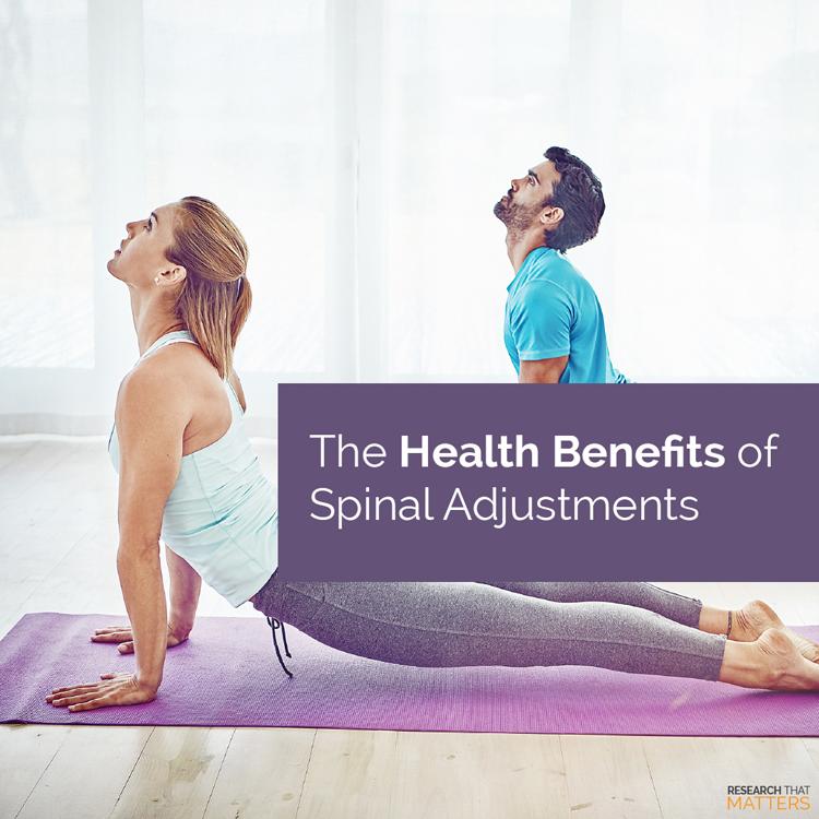 Health Benefits of Spinal Adjustments in Vienna VA