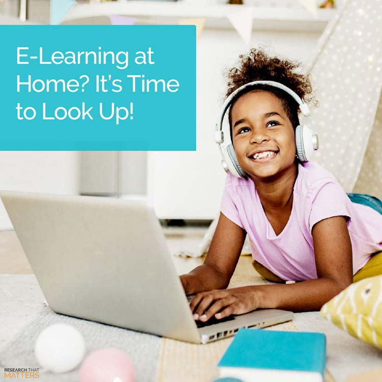 E-Learning At Home in Vienna VA