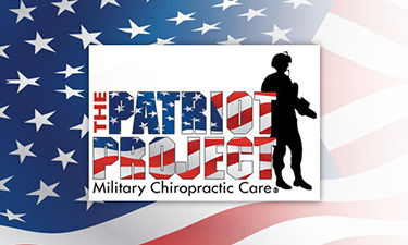 Chiropractic Vienna VA The Patriot Project Logo
