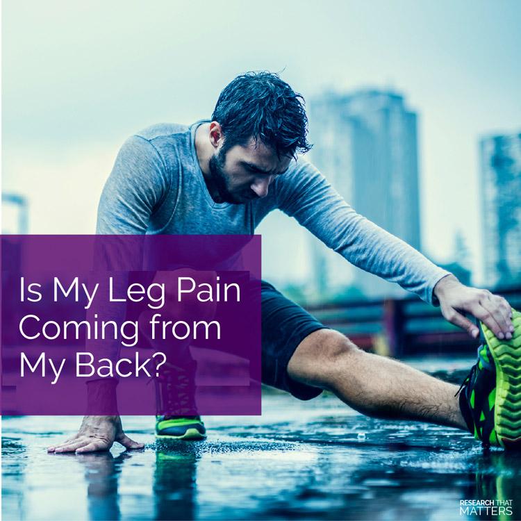 Chiropractic Vienna VA Leg Pain
