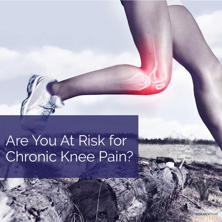 Chiropractic Vienna VA Chronic Knee Pain