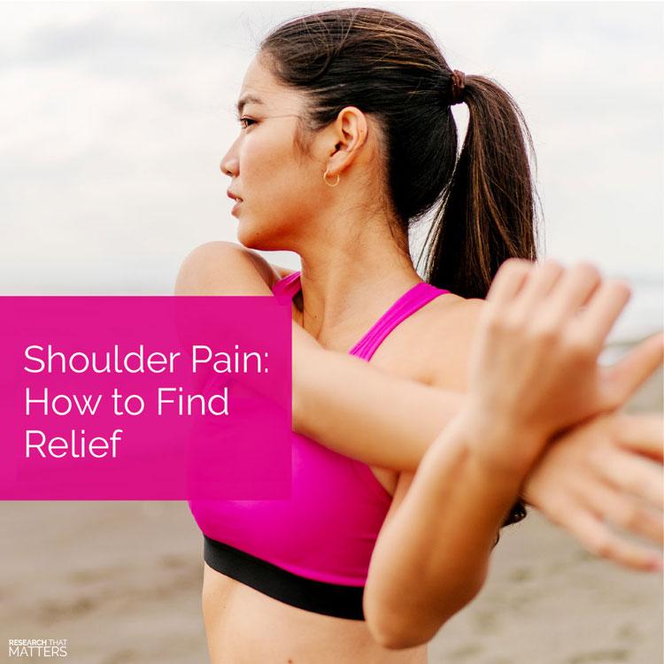 Chiropractic Vienna VA Shoulder Pain