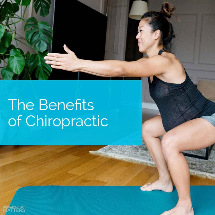 Chiropractic Vienna VA Benefits of Chiropractic